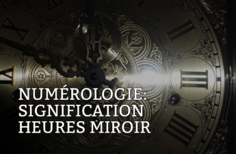 Signification heures miroir
